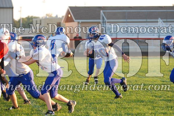 Freshmen vs. Lewistown 10-11-07