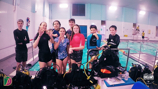 Ditcham Park School Autumn Term Divers 2018