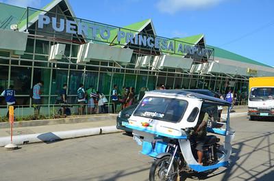 Puerto Princesa Airport