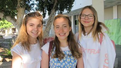 8th-Graders Spend Annual Fun Day in Malibu