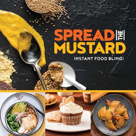 Spread The Mustard Cookbook