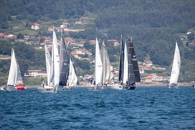 Segunda etapa · Regata Mar de Maeloc Rías Baixas 2021