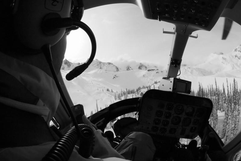 Canada Ski (Fairy Meadows) - Mar 2013