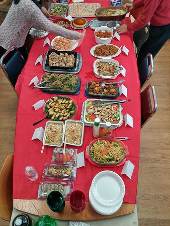 2017-01-28 Chinese New Year Potluck and Spring Recital