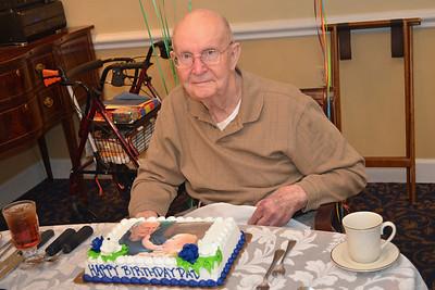 Dad's 93rd Birthday