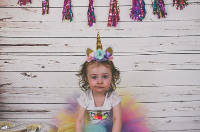 Lydia turns 2!