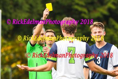 U of Providence vs Northwest U Mens Soccer