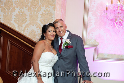 Wedding at The Hanover Manor in East Hanover, NJ by Alex Kaplan