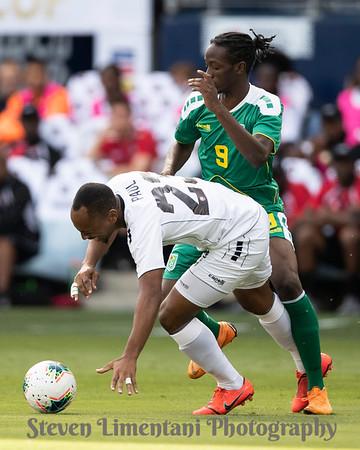 Trinidad and Tobago v Guyana Concacaf Gold Cup 6-26-2019