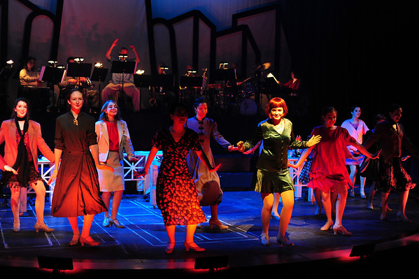 Thoroughly Modern Millie - Belfry 2009 - Gallery 1