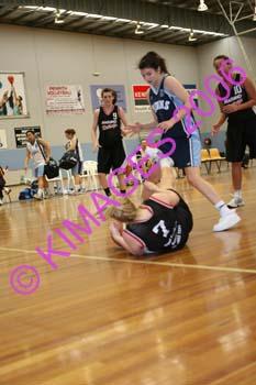 U18 Womens Final Bankstown Vs Mailtland 27-8-06