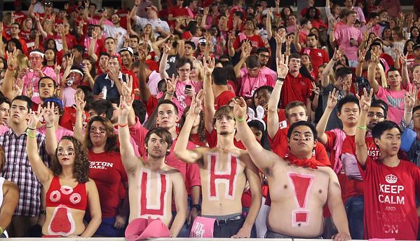 UH Football vs Temple 2014