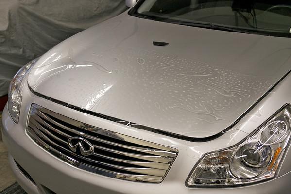 2008 Infiniti G35x Sedan