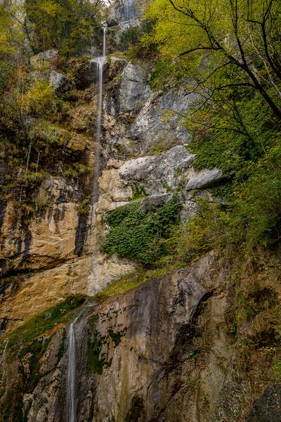 Der Wasserfall «Slap Sopota»