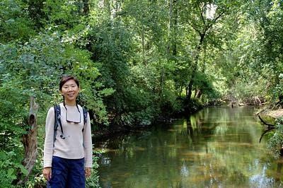 Paint Creek Trail - 11-Aug-2006