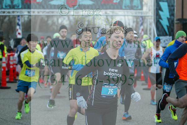 Rock CF Rivers Half Marathon & 5k 20 Mar 2016