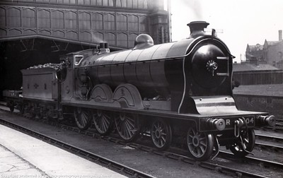 McKintosh C.R. 49 and 903 class 4-6-0
