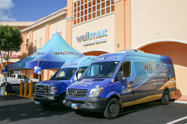 Wellmax Center-BirdRoad Ribbon/Grand Opening