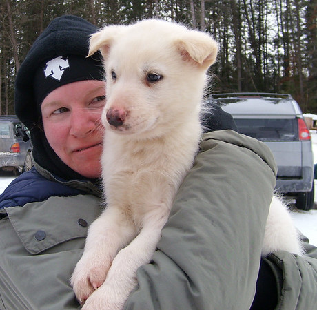 Dog Sledding February 2007