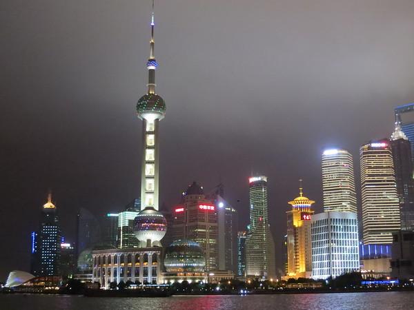 Bund - Shanghai, China