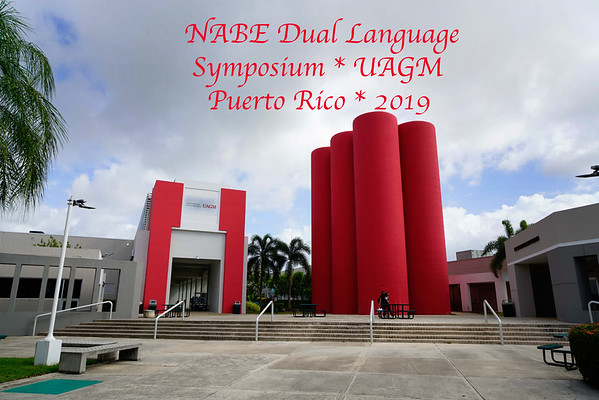 NABE Dual Language Symposium UAGM 2019