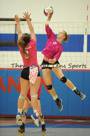 Central vs. Lebanon HS Volleyball