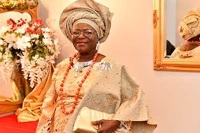 Chief Mrs. Victoria Agun-Ojelade