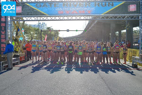 Gate River Run Start 1