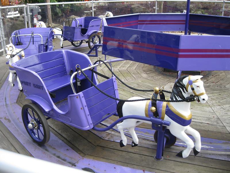 Pony Carts.