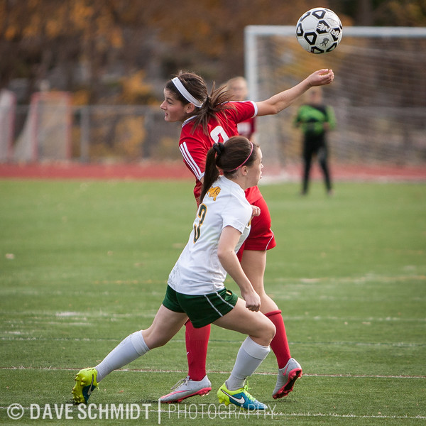 CVU Women's Soccer 15