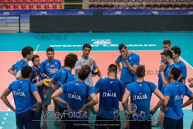 2014.06.01 Allenamenti per l'altra Italia a Verona