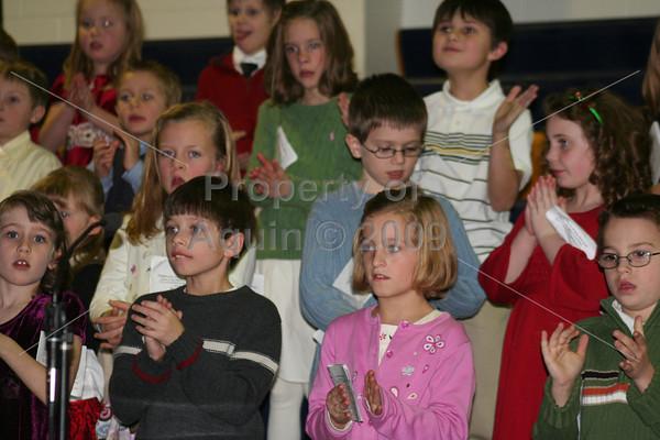 christmas concert . 12.16.09