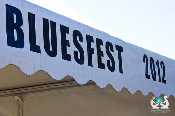 Byron Bay Blues Fest 2012