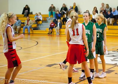 2011-12-06 ECS Basketball 8thGirls&Boys