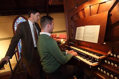Organ Recital November 2014