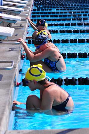 Clark Swimming 2011