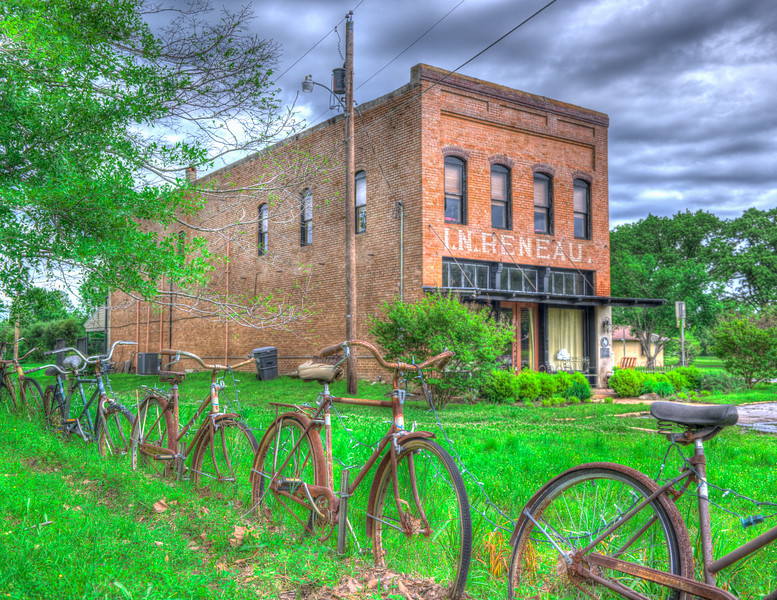 Bicycle & Reneau Bldg