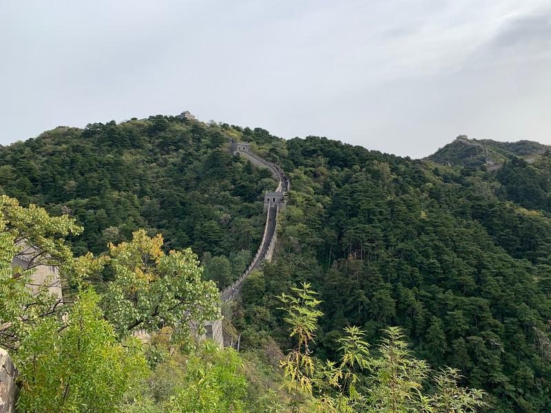 The Great Wall of China Mutianyu