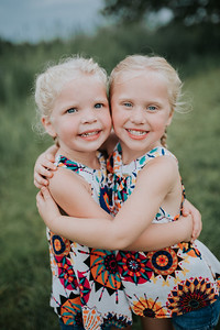 Gilliam Twins- 4th Birthday
