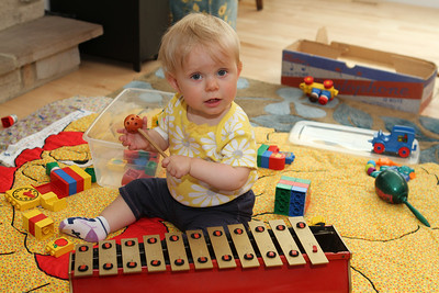 Ruth Grace's Xylophone Concert