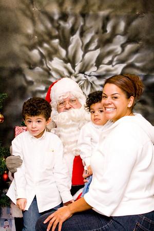 Ventura Barnett Santa 2008