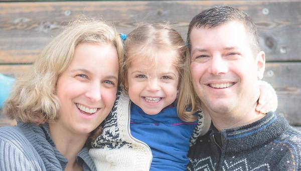 reggie and parents