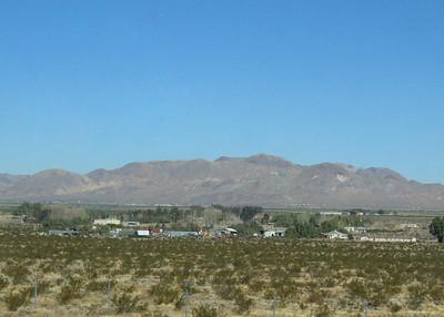 Needles, CA to Ventura, CA - 3/1/06