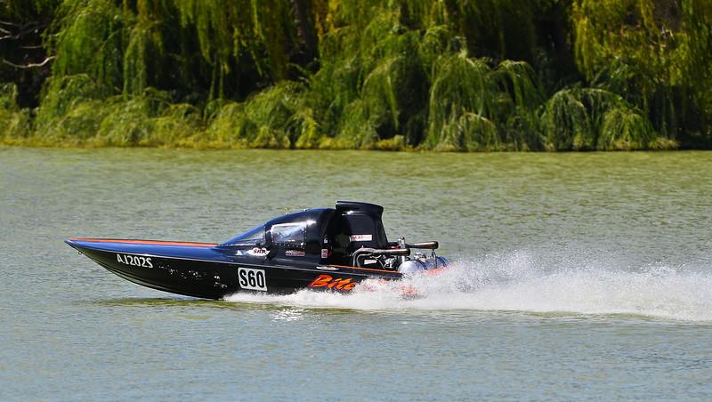 Powerboats at Berri Ski Club