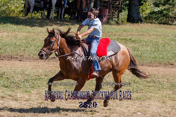 Sunday Youth Cowboy Competition
