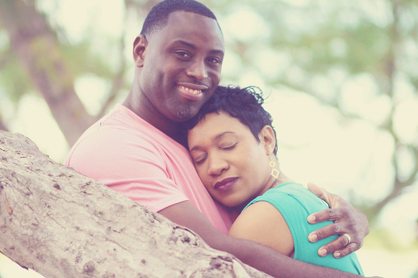 Lavant & Trina's Wedding Anniversary Photo Shoot