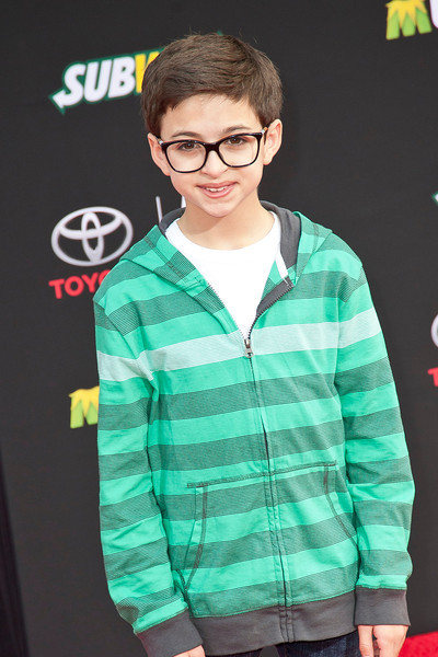 HOLLYWOOD, CA - MARCH 11: Actor J.J. Totah arrives for the premiere of Disney's 'Muppets Most Wanted' at the El Capitan Theatre on Tuesday March 11, 2014 in Hollywood, California. (Photo by Tom Sorensen/Moovieboy Pictures)