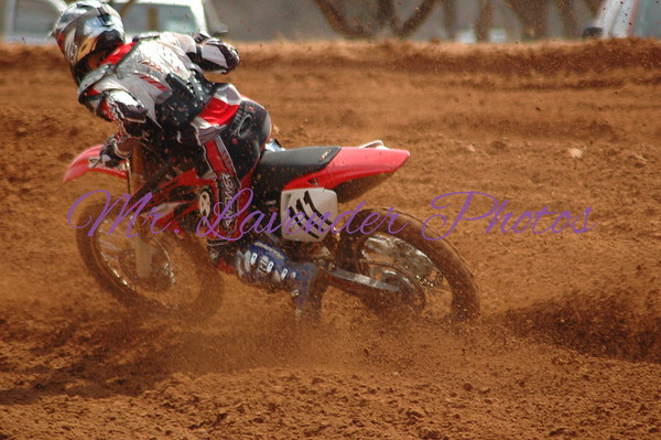 125cc All Classes  Cycle Ranch Spring Fling March 4 2006