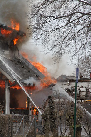Detroit MI Box Alarm 2577 Stair Street 3/23/2015
