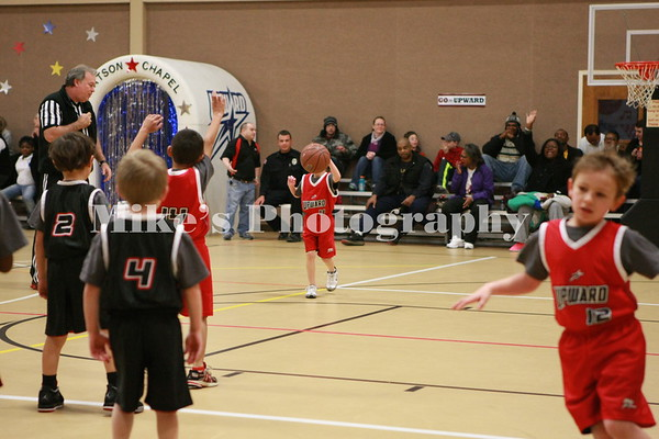 Upward Basketball Wk 3 Game 830